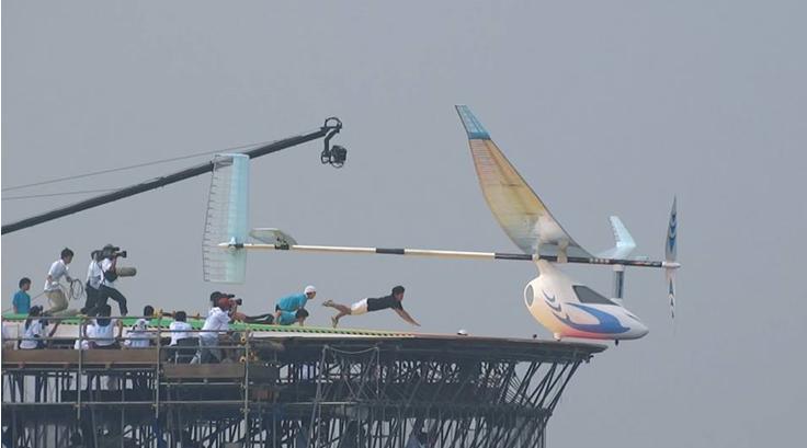 鳥人間コンテスト事故の深層 第1回:何が起きたの …